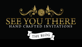 See You There Invitations logo