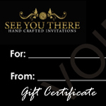 GiftCertificate (void) blog