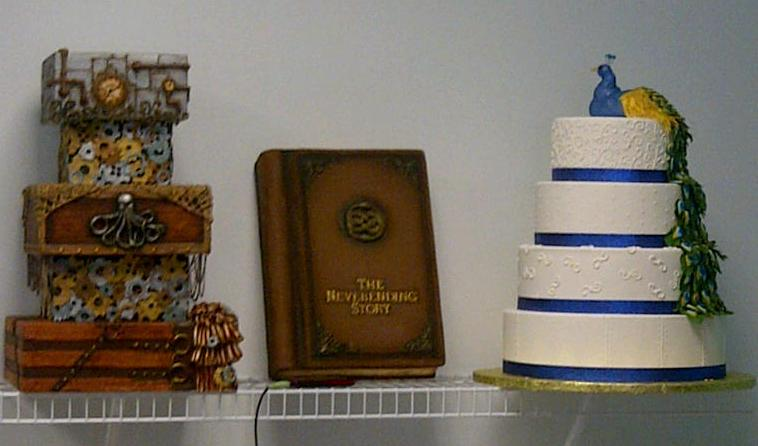 Display Cakes by Marcy's Cakes